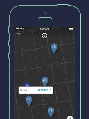 Skyride – A bike riding app